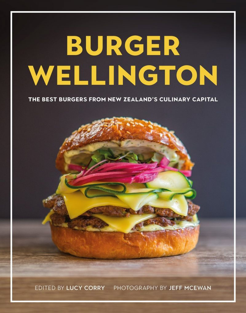 Burger Wellington – the book