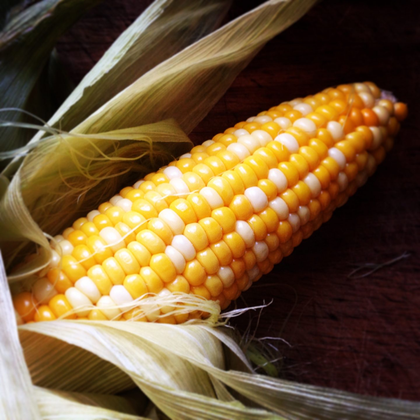 Sweetcorn now in stock