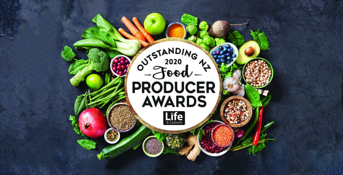 Meet 2020's Outstanding NZ Food Producers